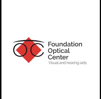 logo de la fondation Optical Center