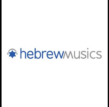 Logo du site hebrew musics